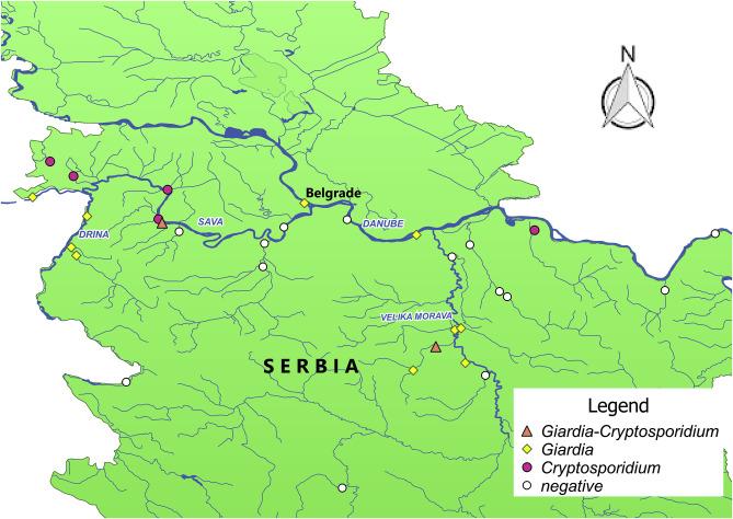 giardia járványok és bergen)