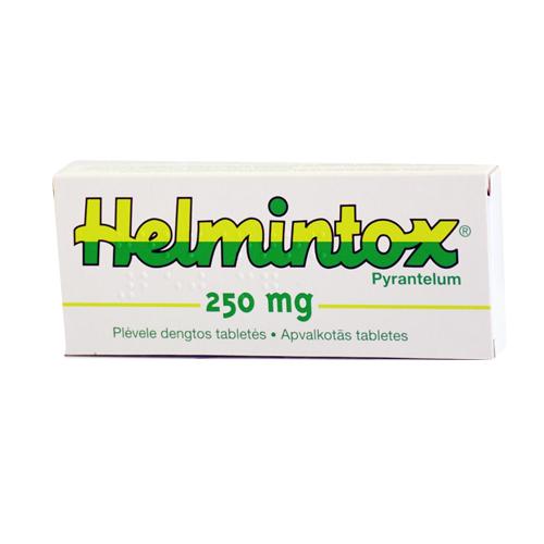 helmintox szirupok