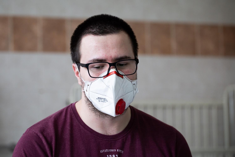 A férfi meggyógyult a papilloma vírustól)