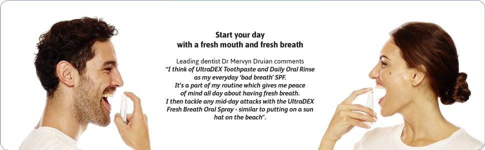 halitosis dex