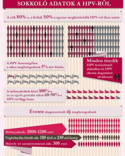 nőknél a hpv által okozott rákok)