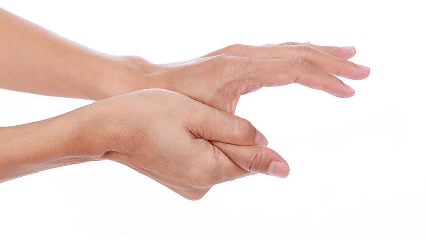 pattanáskezelés az ujjak között cöliákia giardiasis