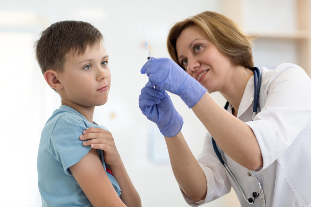 papilloma vírus elleni oltás fiúk