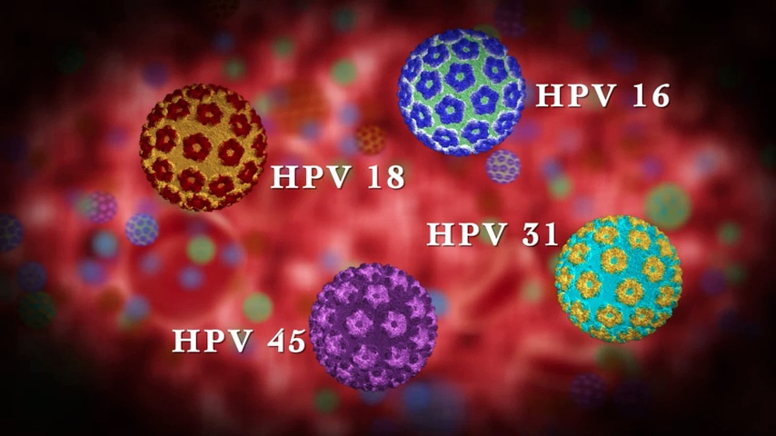 emberi papillomavírus kimutatásának kockázata)
