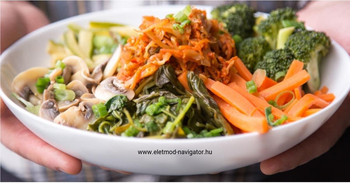 Egészséges táplálkozás és emésztőrendszeri galibák?