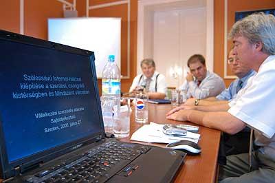 Szolgáltatóktól független internetes sebességmérés ‐ Szélessátancsicsmuvelodesihaz.hu