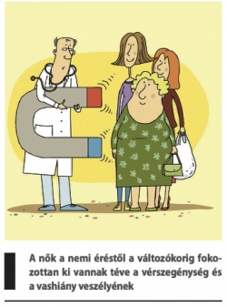 vastagbélrákos vérszegénység normokróm normocita anaemia terhesség alatt