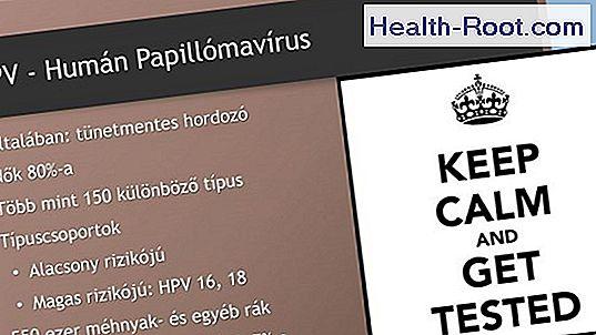 humán papillomavírus áttekintése)