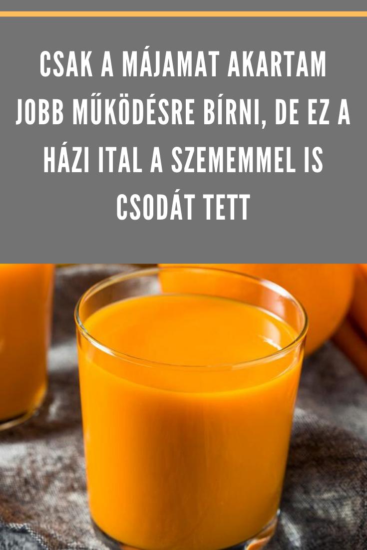 házi vastagbél méregtelenítő ital)