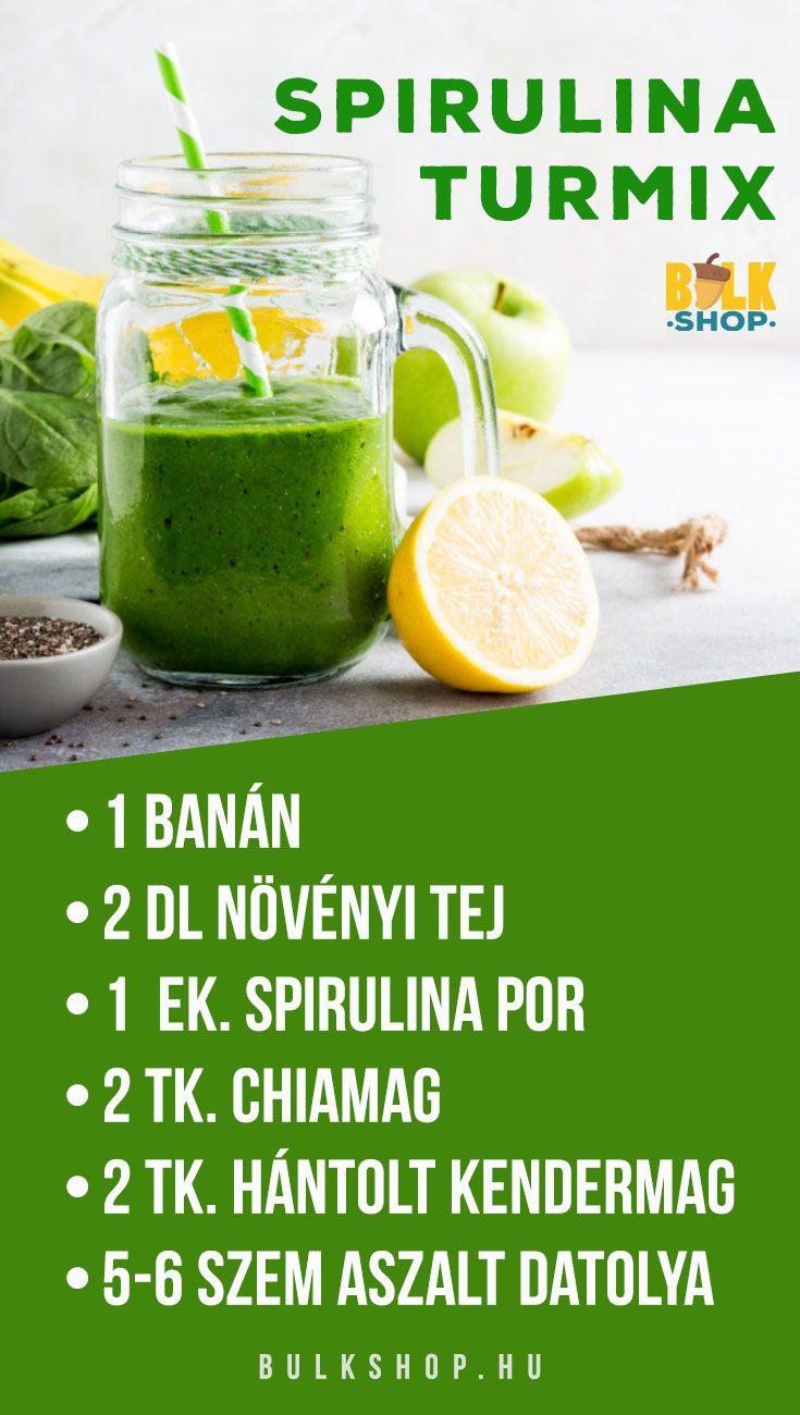 Méregtelenítő smoothie-receptek: 3 finomság detoxhoz