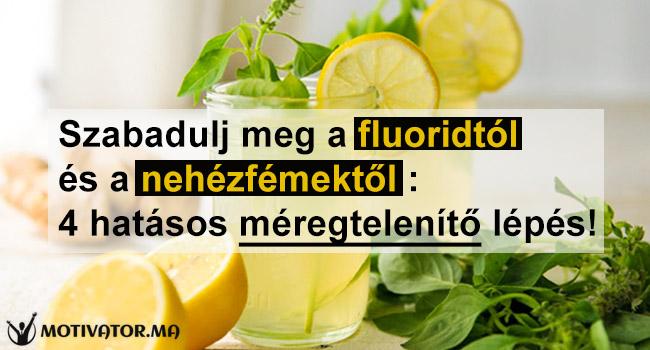 Gyógynövény-alapú méregtelenítés - drdetox