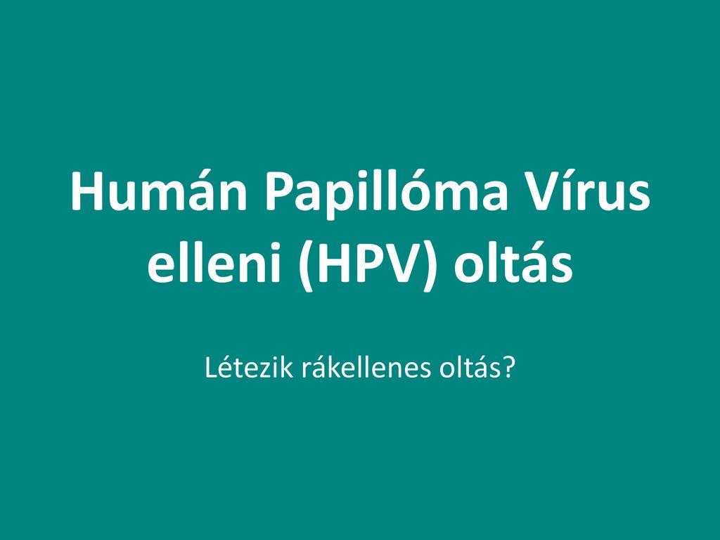 papilloma vírus vakcina nemi aktus