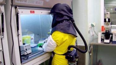 Cerberosz fertőző nyála… | Herman Ottó Intézet Nonprofit Kft.
