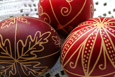 tökéletes hálós tojások