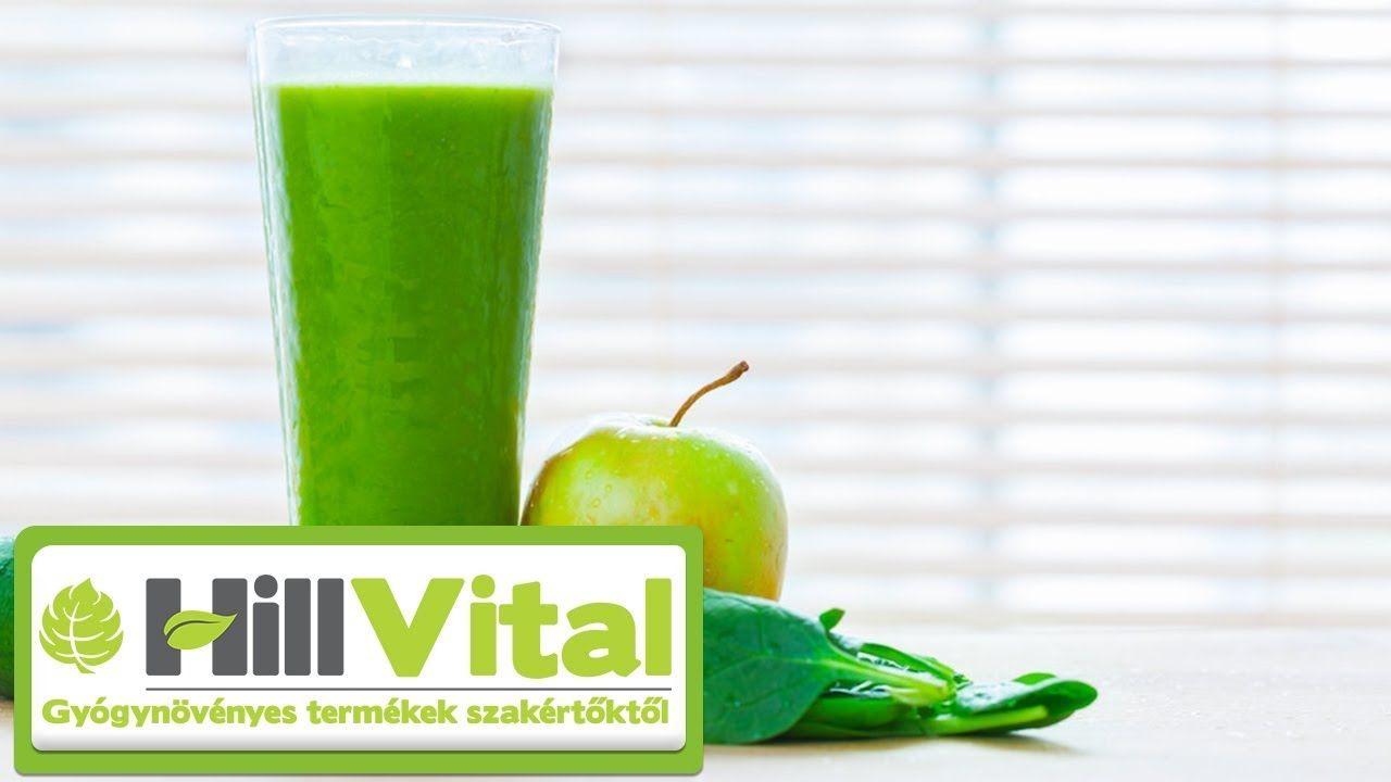 Retikütancsicsmuvelodesihaz.hu - Beindítja a fogyást, és megszünteti a vizesedést: méregtelenítő zöld turmix almával