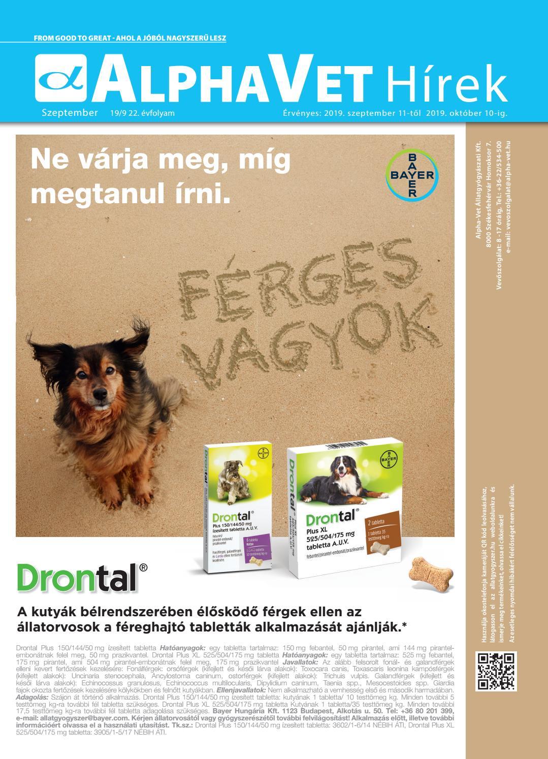 állatgyógyászat férgek ellen)