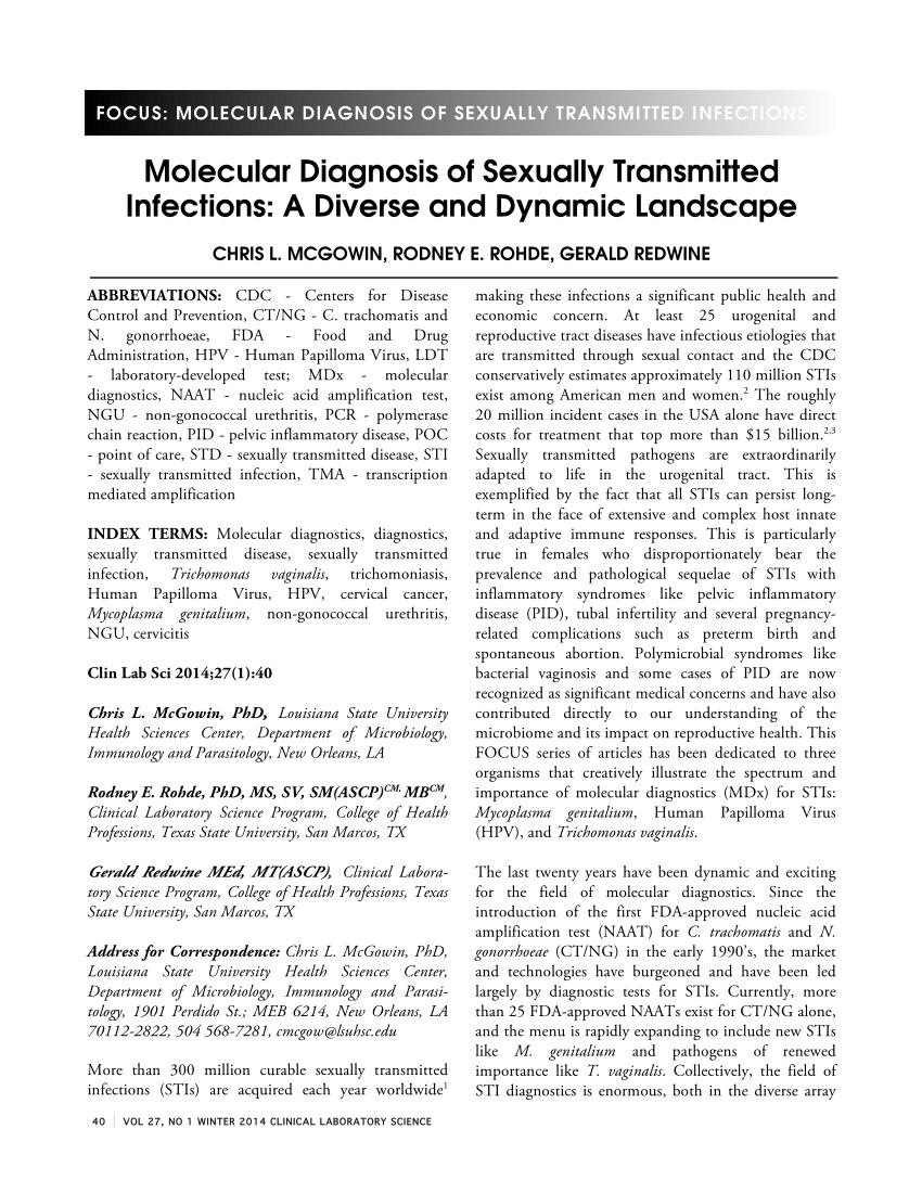 trichomonas és papilloma vírus