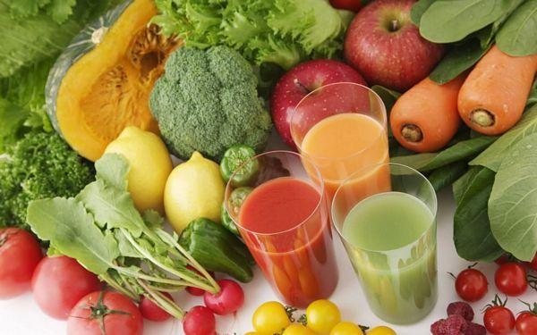 Dr. Steinberger gyümölcs- és zöldséglevek