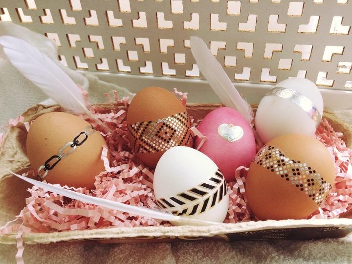 tökéletes hálós tojások)