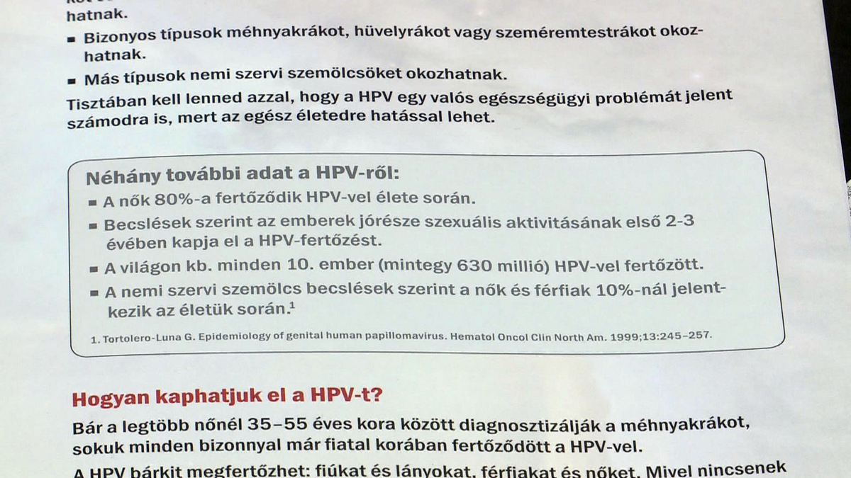hpv vakcina dokumentumfilm