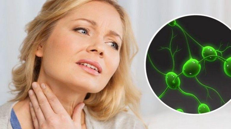 A limfóma tünetei