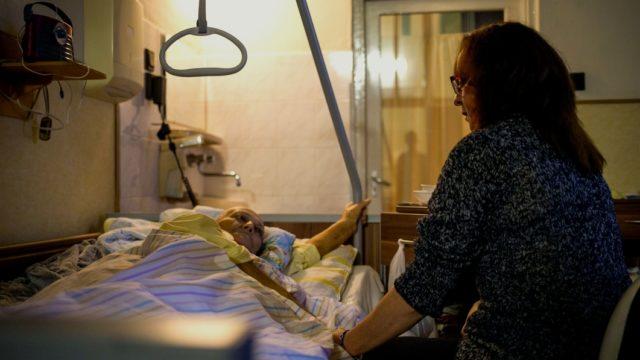 A rák utolsó fázisának tünetei)