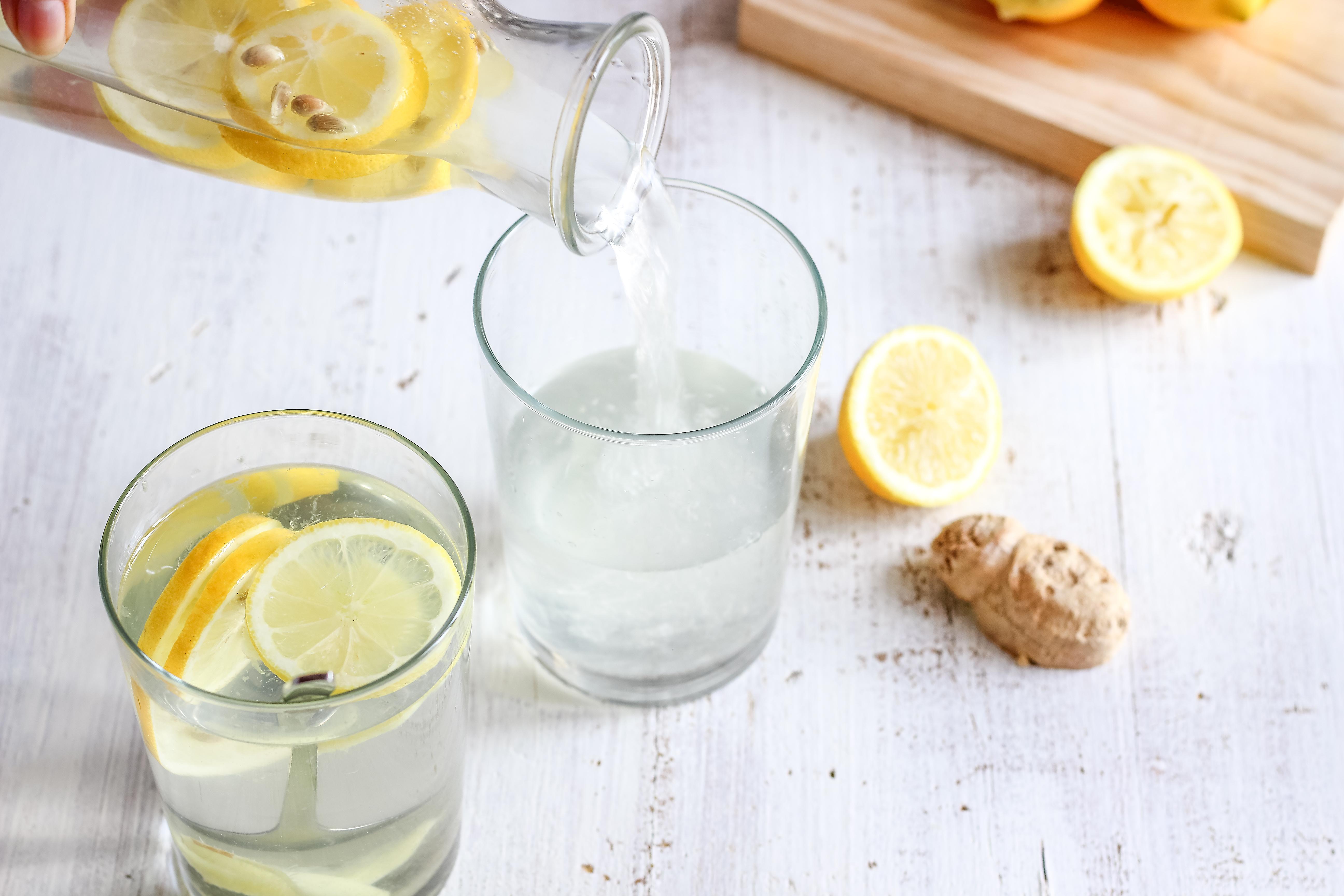 méregtelenítés citrommal)