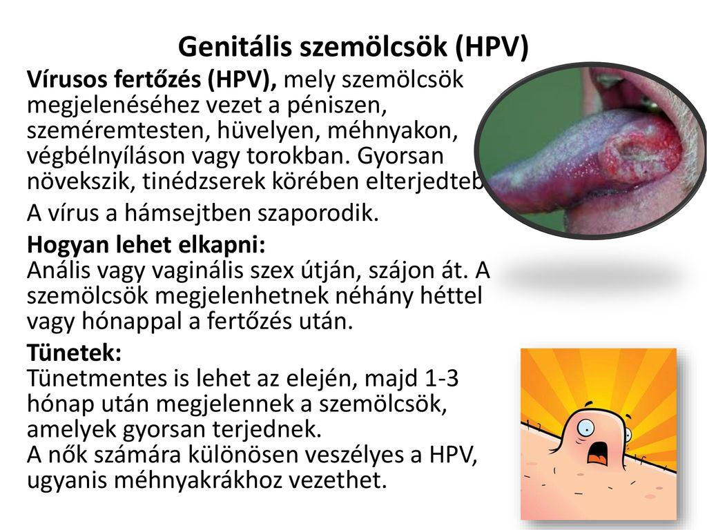 hpv vírus nyaki rákban