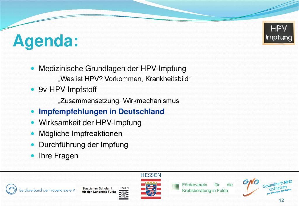 hpv impfung trotz fertőzés