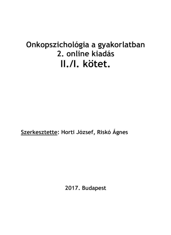hasnyálmirigyrák-ellátási terv)