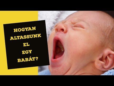 csecsemők parazitákkal történő kezelése)