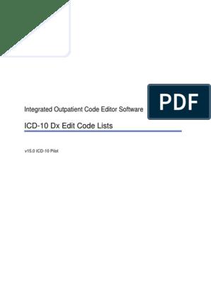 icd 10 kód a papillomatosisra