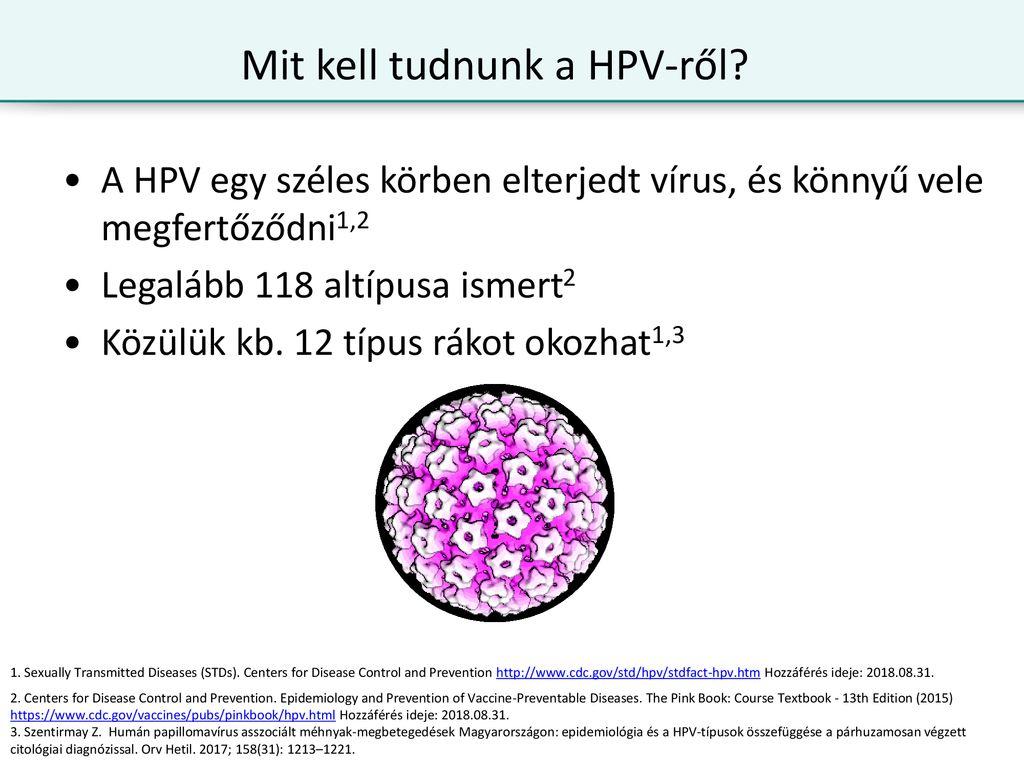 papillomavírus elleni vakcina 19 év után