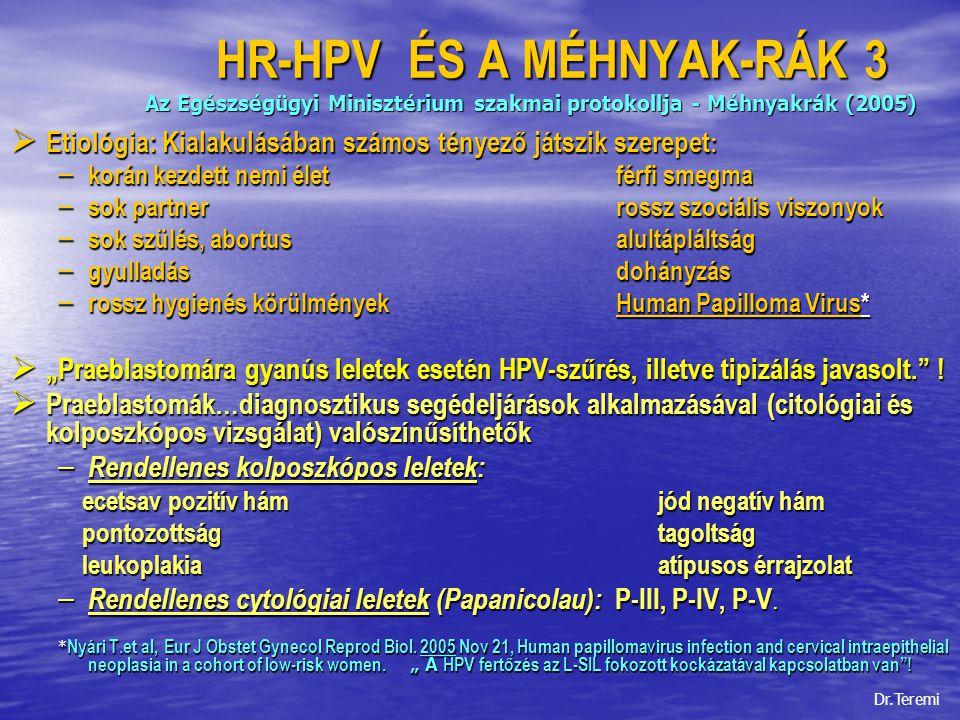 papilloma vírus pozitív és kolposzkópia)