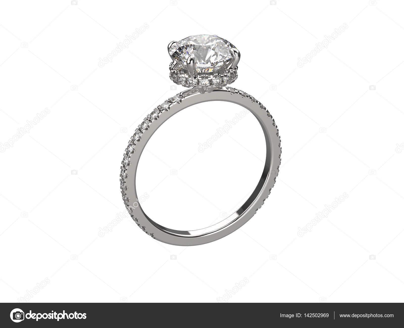 pasziánsz gyűrű gyémántokkal